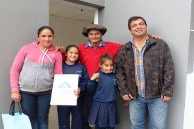 Con recursos provinciales se  ejecutan 57 viviendas en cinco localidades entrerrianas