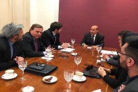 Entre Ríos busca potenciar el intercambio comercial con los Emiratos Arabes Unidos