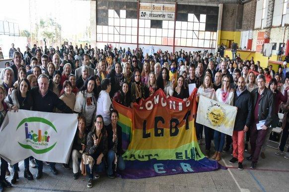 Más de 100 organizaciones de la comunidad de toda de la provincia participaron del II Encuentro de Acción Colectiva