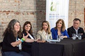 Se realizó una jornada de reflexión sobre los desafíos de las mujeres en el deporte