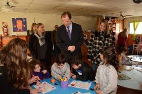 El Estado entrerriano dispuso el funcionamiento de comedores escolares los sábados en 210 escuelas