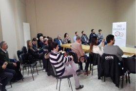El Consejo de Políticas Sociales mantuvo una reunión con la Secretaría de Trabajo