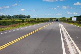 Realizaron un relevamiento de la ruta provincial Nº 16 entre Larroque y la autovía Nº 14