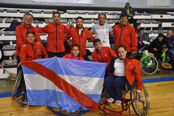 Entre Ríos fue nuevamente protagonista en la Final Nacional de los Juegos Evita