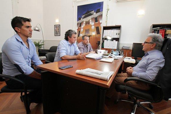 La provincia avanza en la planificación de la obra pública para Federación
