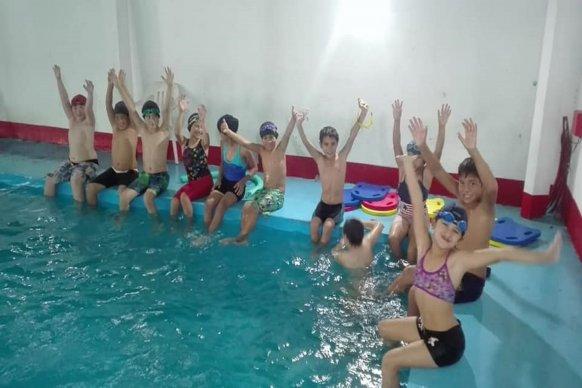 Alumnos de la provincia podrán disfrutar de las actividades de natación