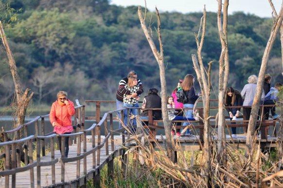 Un alto porcentaje de ocupación registró el fin de semana largo en Entre Ríos