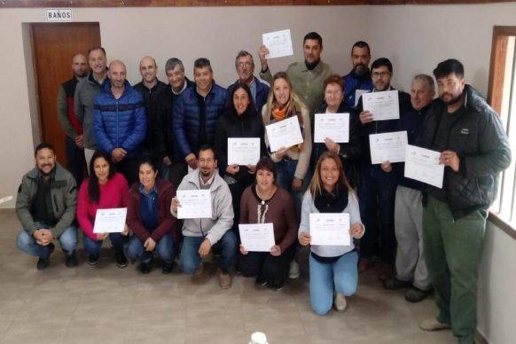 Continúa el Programa de apoyo a la gestión de comunas y municipios de la región de Salto Grande