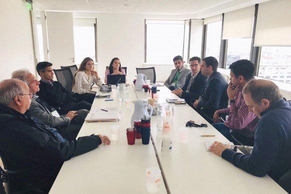 La provincia ultima gestiones ante el BID para obtener la no objeción al proyecto del relleno sanitario de Concordia
