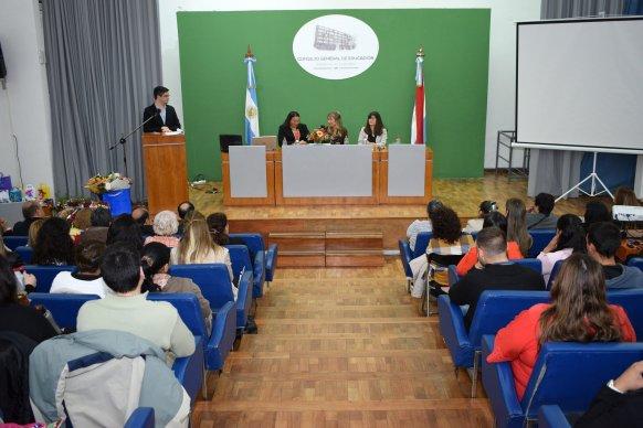 El hospital San Martín de Paraná lleva adelante la XVI edición de sus Jornadas Anuales de Enfermería