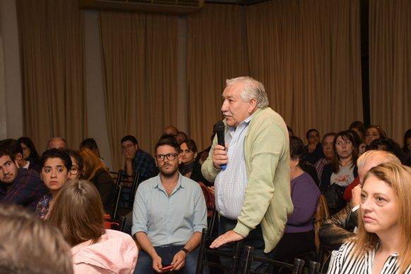 El Juicio por Jurados fue protagonista de una jornada debate en Gualeguay
