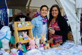 Se realiza este sábado una nueva edición de la feria Mujeres Emprendedoras especial Día de la Madre