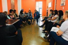 Se reunió la mesa de trabajo de Articulación Provincial de Hogares de Protección Integral para Mujeres