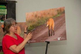 Producción realizó una jornada en defensa del aguará guazú