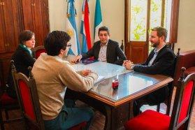 La Paz se sumó al programa de ATERque busca optimizar la administración de los recursos
