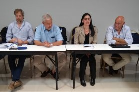 Entre Ríos trabaja con las provincias del NEA la implementación de la Ley para la gestión de envases vacíos de fitosanit