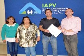Sumarán nuevas viviendas para Conscripto Bernardi financiadas por la provincia