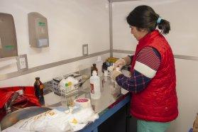 Se realizarán colectas de sangre en diferentes departamentos de la provincia
