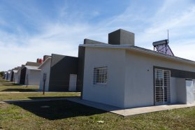 Iniciaron la construcción de 72 nuevas viviendas en tres localidades entrerrianas