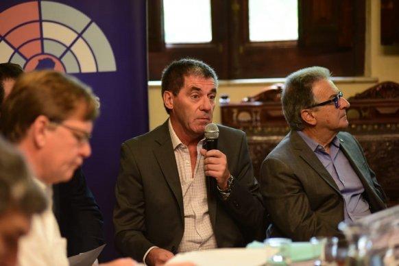 Ballay y Benedetto expusieron ante diputados y senadores sobre el proyecto de Presupuesto