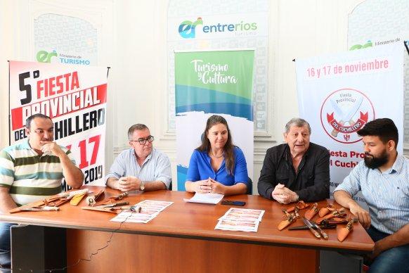 Se presentó la 5° Fiesta Provincial del Cuchillero de Federal