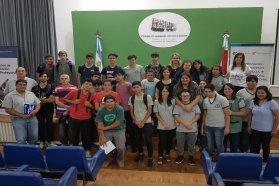 Comenzaron las actividades por la semana de la educación técnica