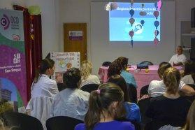 Se desarrolla la Semana del Prematuro en las principales maternidades de la provincia