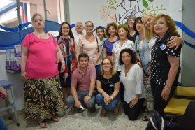Se inauguró la Sala de Extracción de Leche en el hospital San Roque
