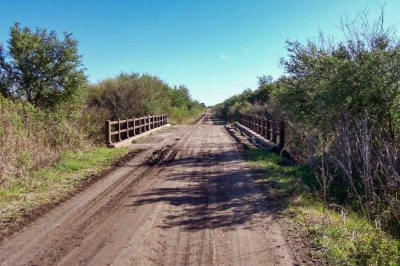 El gobierno  provincial licitará la mejora del camino entre Bovril y El Solar, departamento La Paz