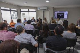 Primer encuentro provincial del Programa de Monitoreo de Unidades Críticas