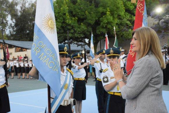 Culminó el Ciclo lectivo 2019 en las escuelas de policías de Entre Ríos
