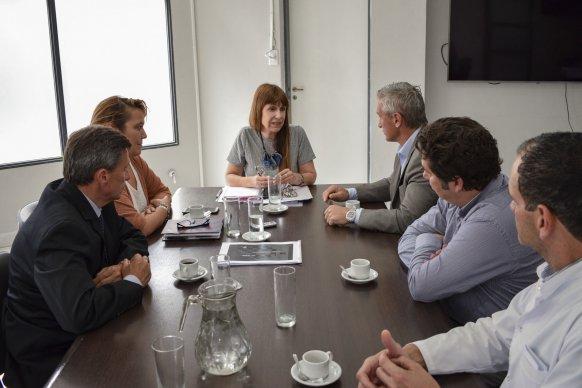 Salud y la Asociación Entrerriana de Oftalmología dialogaron sobre la continuidad de acciones integradas