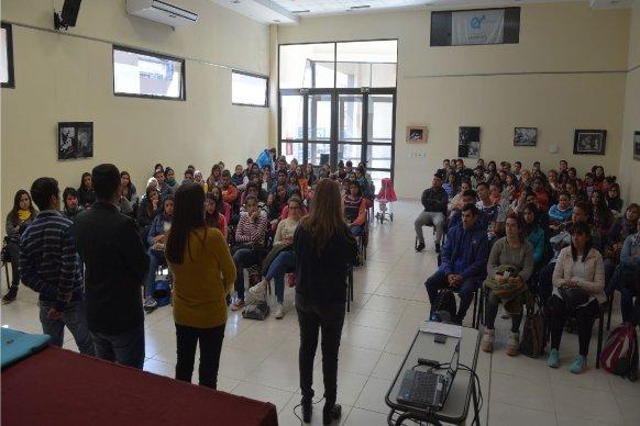 Educando en Movimiento cierra el año en Concordia