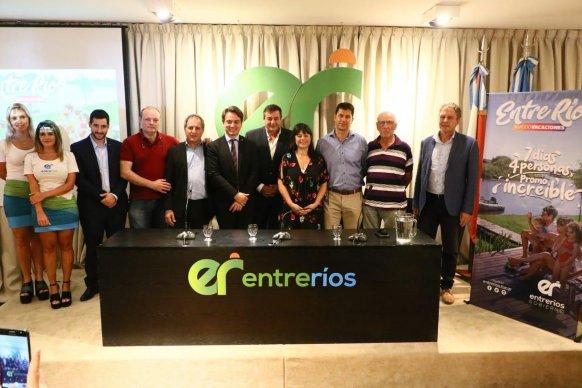 Entre Ríos presentó la campaña Modo Vacaciones para este verano