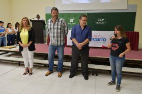 Instituto Becario realizó un balance anual en Concordia