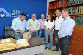 Se construirán 10 nuevas viviendas en Ceibas con fondos provinciales