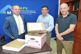 Nuevas viviendas de madera para Gualeguaychú se licitaron con fondos provinciales