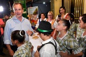 Entre Ríos presentó su oferta turística en la noche de las provincias