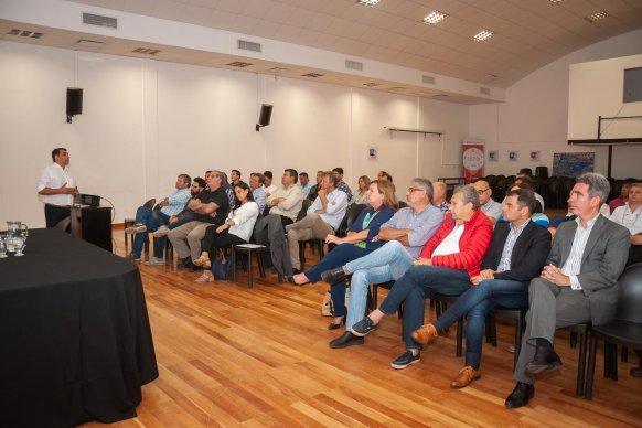 Vialidad realizó una reunión de trabajo en Villaguay