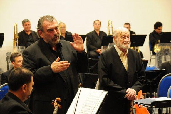 La Sinfónica de Entre Ríos junto a Teresa Parodi en el cierre del Encuentro de Folclore en Paraná
