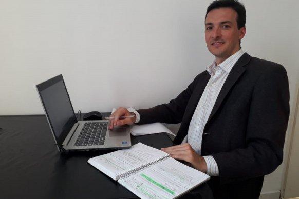 Franco Ferrari asumirá al frente de la Secretaría General de la Gobernación con un perfil técnico administrativo