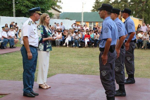 Egresó en Entre Ríos la 13° Promoción de Agentes Penitenciarios