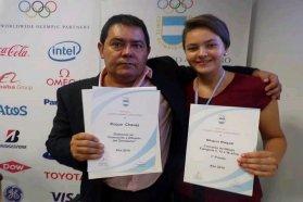 Alumnos entrerrianos distinguidos por el Comité Olímpico Argentino