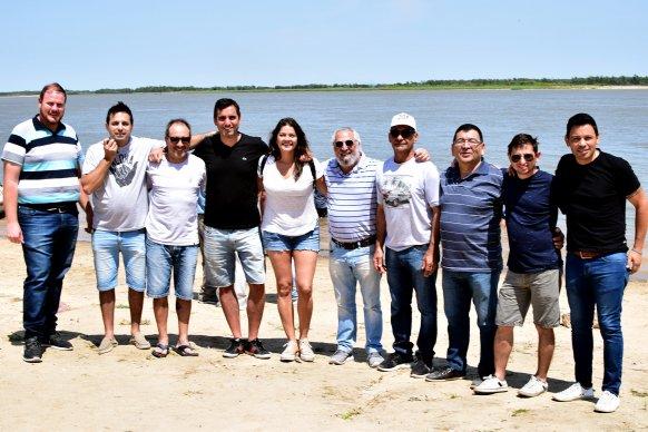 Pescadores artesanales de Paraná recibieron su carnet de pesca