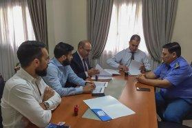 Salud garantiza cobertura asistencial en las unidades penales de la provincia