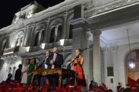 Bordet convocó a la unión de los entrerrianos y llamó a un salto de calidad institucional en la provincia