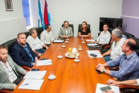 Vialidad y la Municipalidad de Paraná firmaron un convenio de trabajo