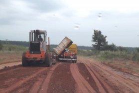 Conservación de caminos rurales en el departamento Federación