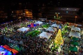 Se realizará otra edición de la feria navideña Regalemos lo Nuestro en la plaza Mansilla