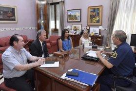 Preparan los festejos por el bicentenario de la Banda de Música de la Policía de Entre Ríos